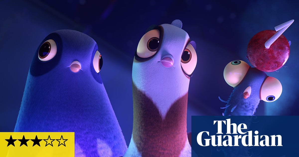 Spies in Disguise review – Will Smith brings pecks appeal to animated caper