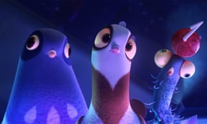 Existential indignity … Spies in Disguise.