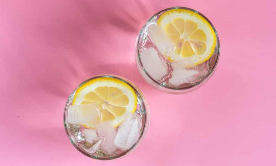 Mine's a G&T and a slice – but perhaps that's as far as it should go with the fruit element?