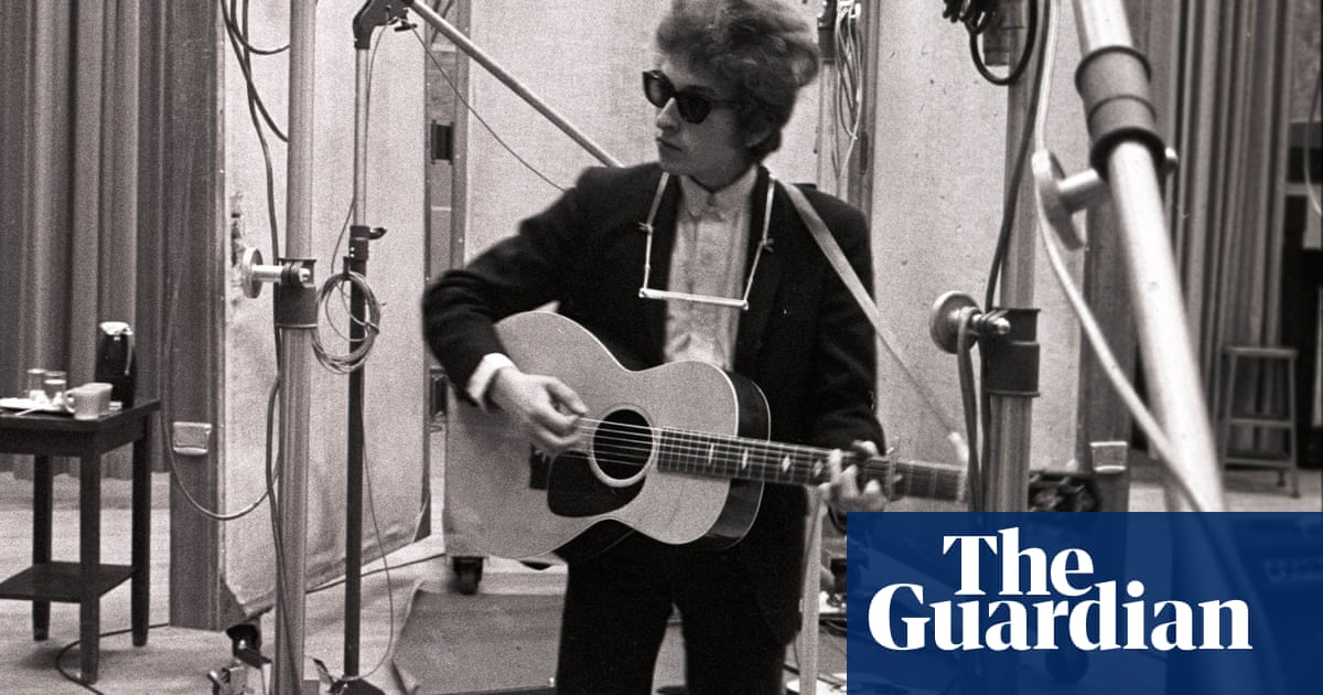 My back pages: how Dylan's Bootleg Series illuminates his