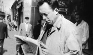 Albert Camus Paris 1959