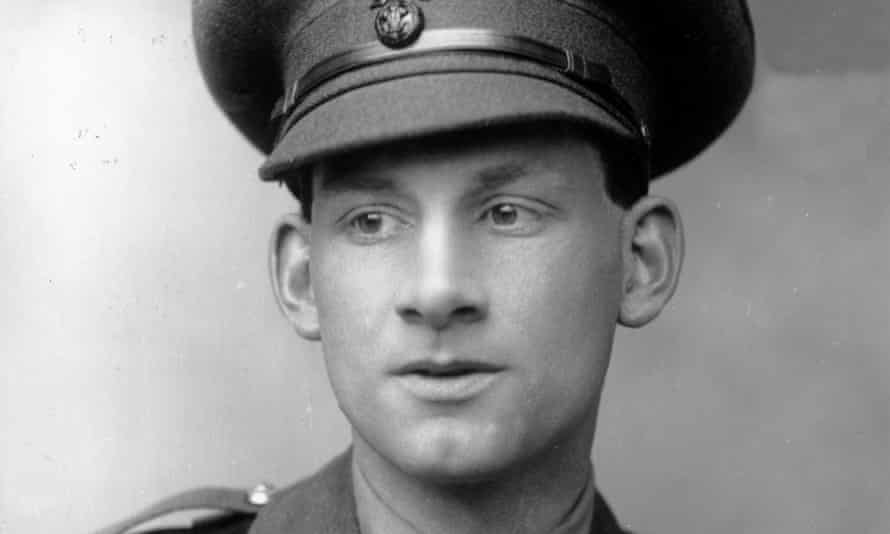 'I knew he was very famous – and a homosexual' … Siegfried Sassoon.