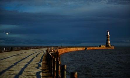 Roker Pier, Sunderland