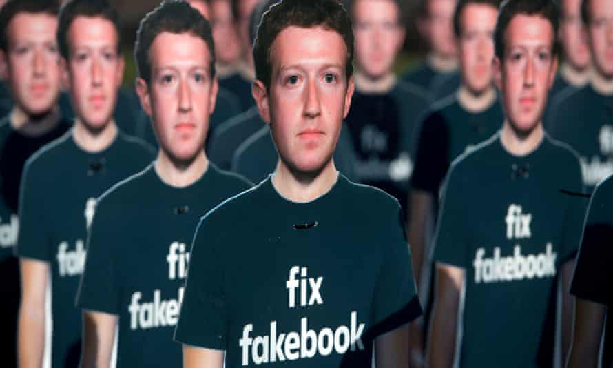 Facebook, led by Mark Zuckerberg, ditched Definers Public Affairs after a NewYork Times expose.