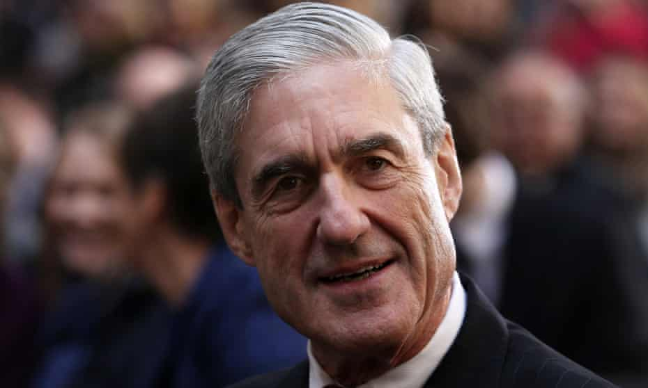 US special prosecutor Robert Mueller