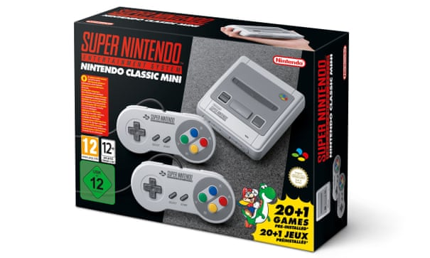 Nintendo Classic Mini: SNES review – fun-sized reboot of