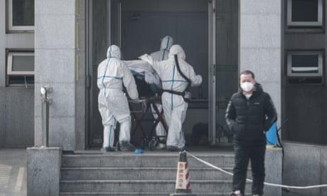 China confirms human-to-human transmission of coronavirus