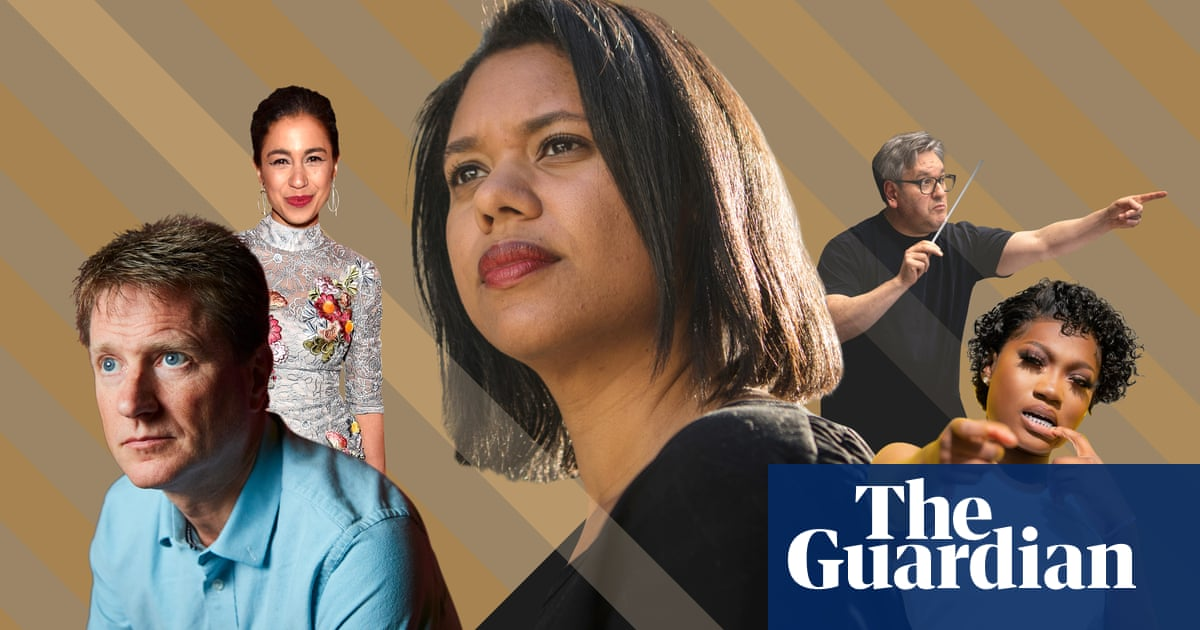 'I'm optimistic – hell, yeah': stars of music and theatre on one year of Covid