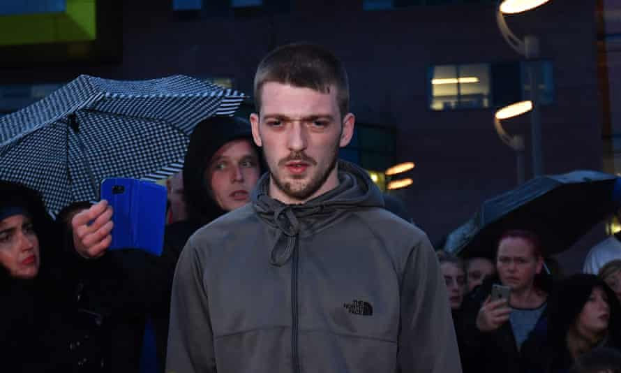 Tom Evans, father of Alfie Evans, speaks to media outside at Alder Hey Children's hospital.