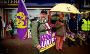 """A Ukip supporter: the No 1 predictor of becoming an """"authoritarian populist"""" is your age."""