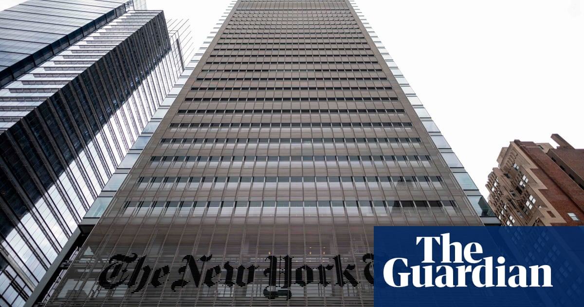 New York Times fires editor targeted by rightwing critics over Biden tweet