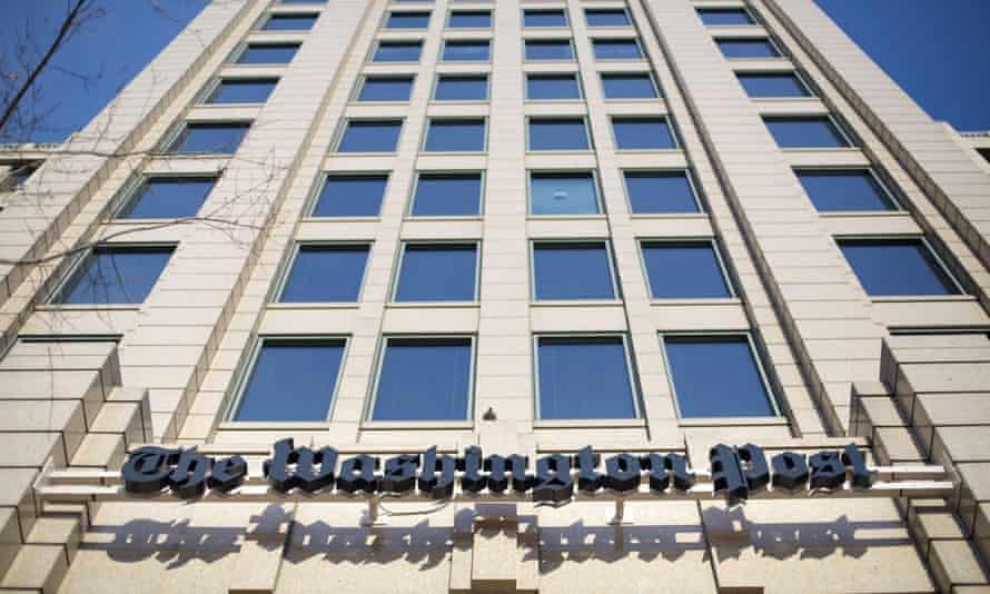Bezos bought the Washington Post