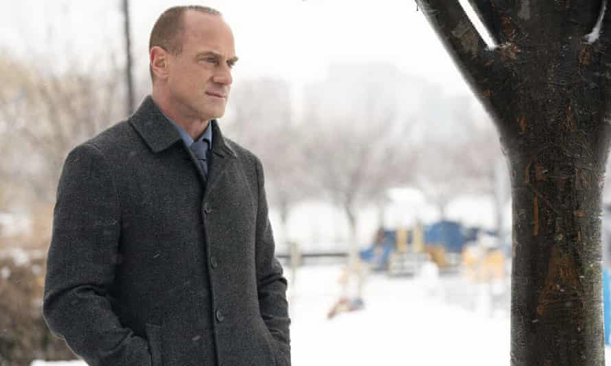 Christopher Meloni in Law & Order: Organized Crime