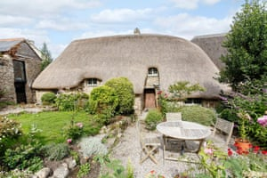 Chagford, Newton Abbot, Devon £675,000, struttandparker.comBecause... With its beetling brows ofthatch, it looks as if it grew out of theturf. The inglenook fireplace would inflame the coldest love, and there'sromance in the antiquity of the living room's 16th-century wooden ceiling.It's a shame that… Passion might be stymied by having to cross one bedroom to reach the fourth.