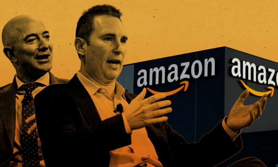 Andy Jassy, the new Amazon CEO, joined the company in May 1997.