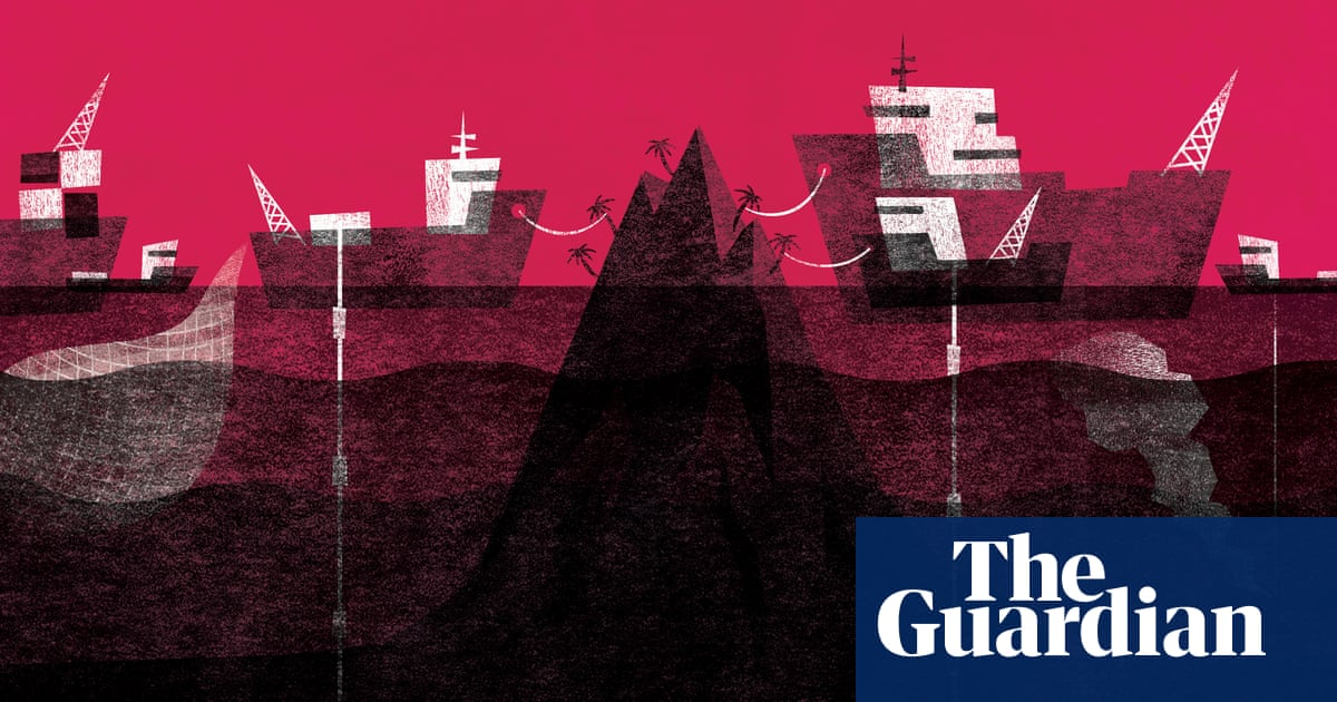 Pacific Plunder: this is who profits from the mass extraction of the region's natural resources – interactive