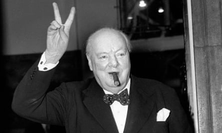Boris Johnson thinks we should all channel the Churchill method of 'deriving our self-esteem from what we do'.