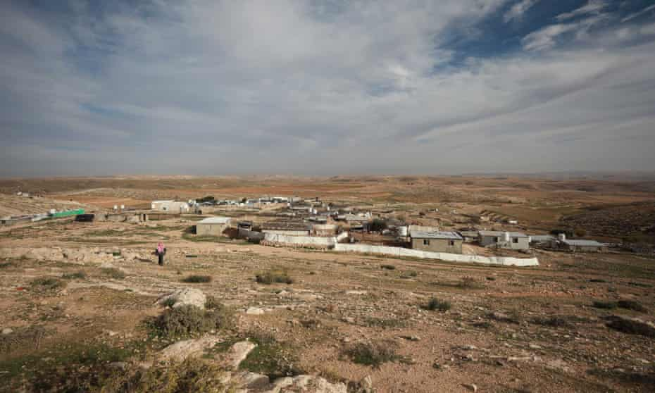 A village near Hebron in the West Bank.