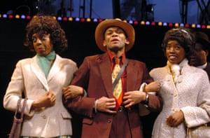 Shakespeare meets Windrush … The Big Life musical, Dyer's directing debut.