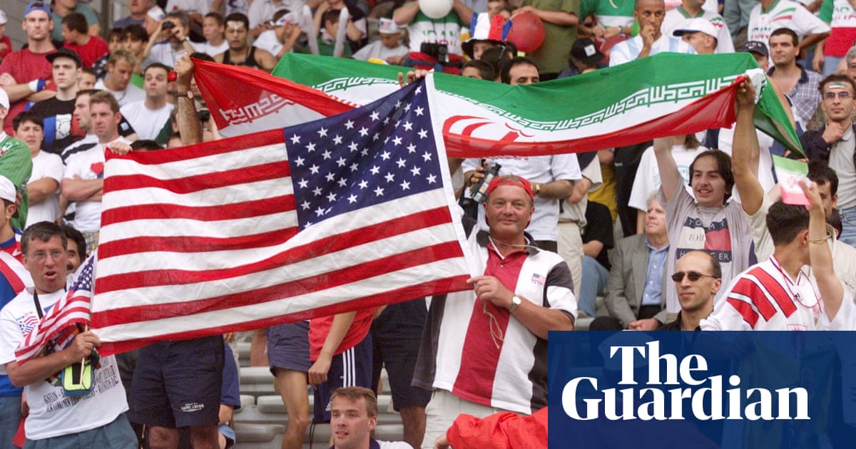 Free croissants and Iran's dissidents: the joys of covering France 98