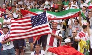 USA v Iran