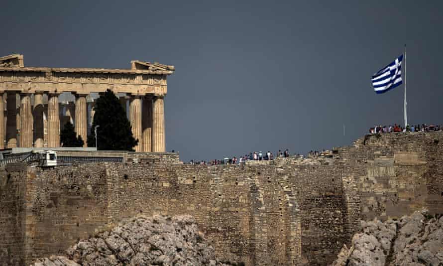 Athens, the Parthenon