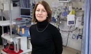 Dr Margarita Burmester.