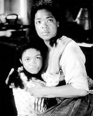 Oprah Winfrey in Beloved.