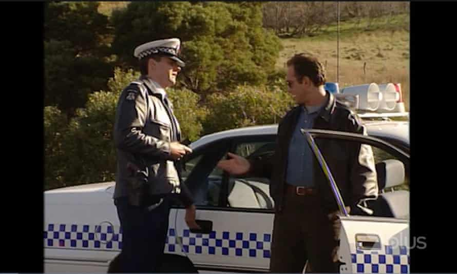 William McInnes and Martin Sacks in the first episode
