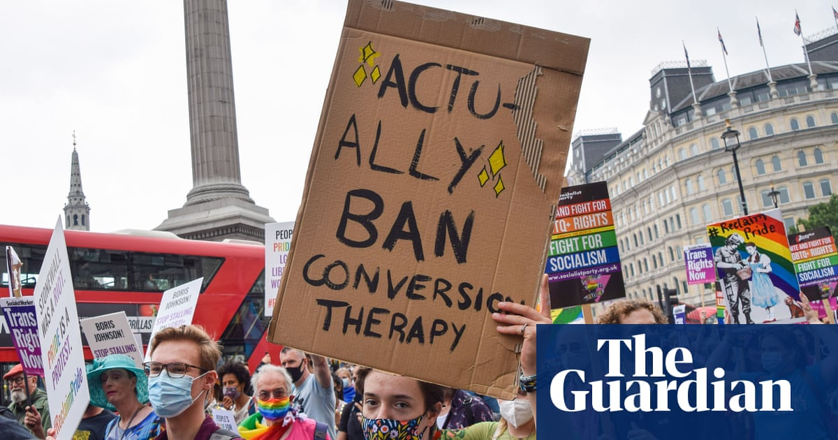 Human rights lawyers call on UK government to ban 'conversion therapy'