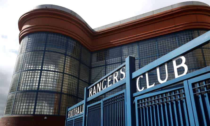 Rangers have already been forced to close a section of 3,000 seats when they host Legia Warsaw on Thursday.