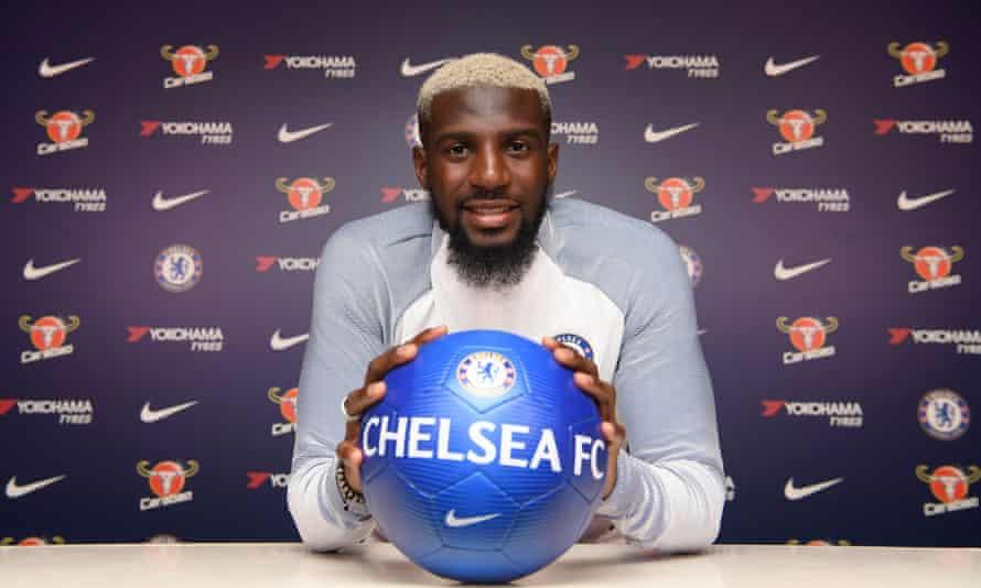 Tiemoué Bakayoko: 'I have grown up watching Chelsea.'