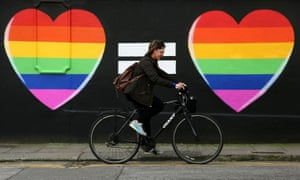 The survey was conducted by the International Lesbian, Gay, Bisexual, Trans and Intersex Association, which also looked at LGBT rights worldwide.