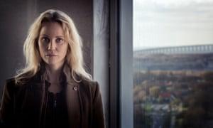 Saga Norén in The Bridge.