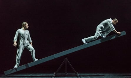 BalletBoyz: Fourteen Days.