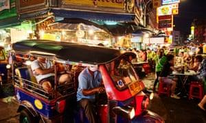 Bangkok Chinatown.