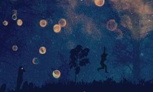 Wandering in the night