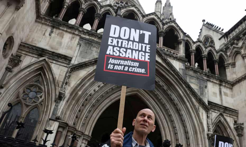 Julian Assange: what to expect from the extradition appeal