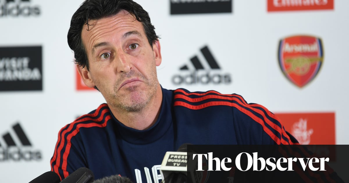 Unai Emery's Arsenal still searching for its soul amid the tinkering | Nick Ames