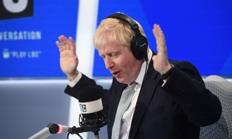 Boris Johnson downgrades tax cuts for rich pledge by claiming he would prioritise helping the poor – live news