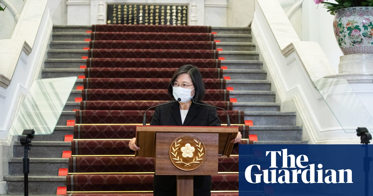 Taiwan accuses China of interfering with Covid vaccine deals