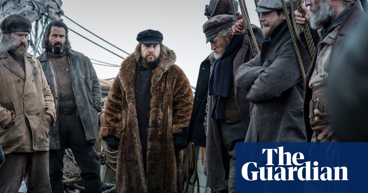 Colin Farrell on making The North Water: 'It's a relief that no one died'