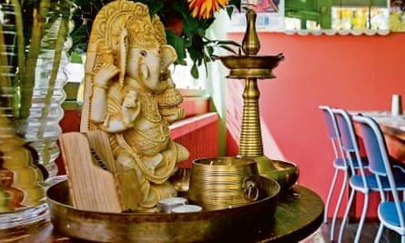 Photograph of Ganapati restaurant