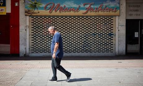 Southend High Street tells bleak story of British retail
