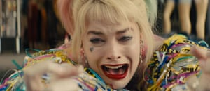 Margot Robbie in Birds of Prey (And the Fantabulous Emancipation of One Harley Quinn)