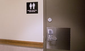 Gender-neutral toilets that are accessed by inputting a code.
