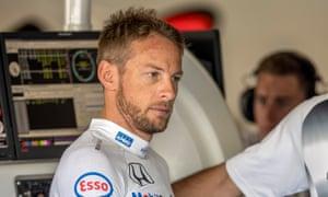 Jenson Button has endured a difficult period at McLaren-Honda.
