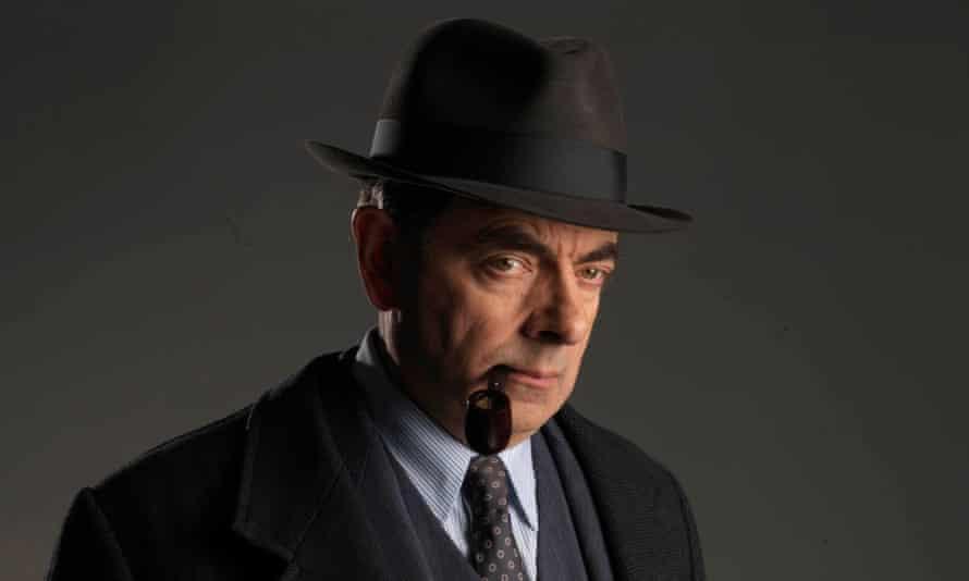 Rowan Atkinson as Maigret: 'He's just an ordinary guy doing an extraordinary job.'