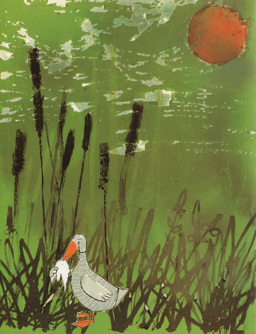 Borka: The Adventures of a Goose With No Feathers, 1963.