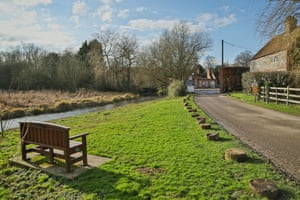 'We have a responsibility to our audiences' … the Watermill's grounds.